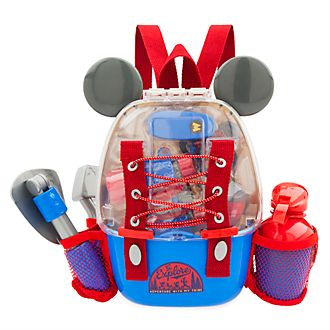Disney Store Mickey Mouse Explorer Playset