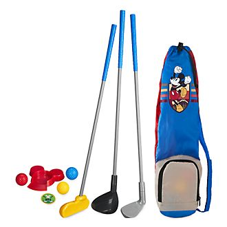 Set juego golf Mickey Mouse, Disney Store