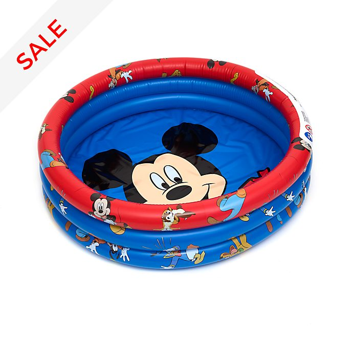 Disney Store Mickey and Friends Inflatable Paddling Pool