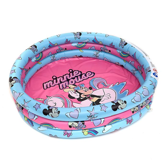 Disney Store Minnie Mouse Inflatable Paddling Pool