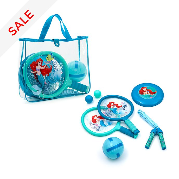 Disney Store The Little Mermaid Sports Bag
