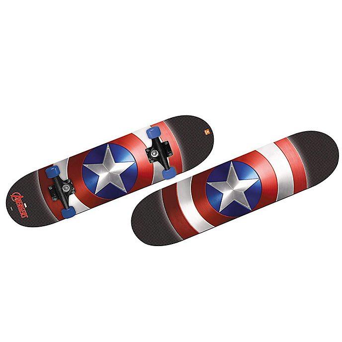 Skateboard Captain America