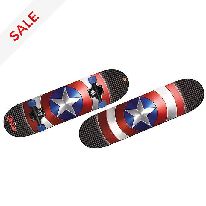 Captain America Skateboard
