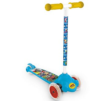 Mickey and the Roadster Racers Twist and Roll Scooter