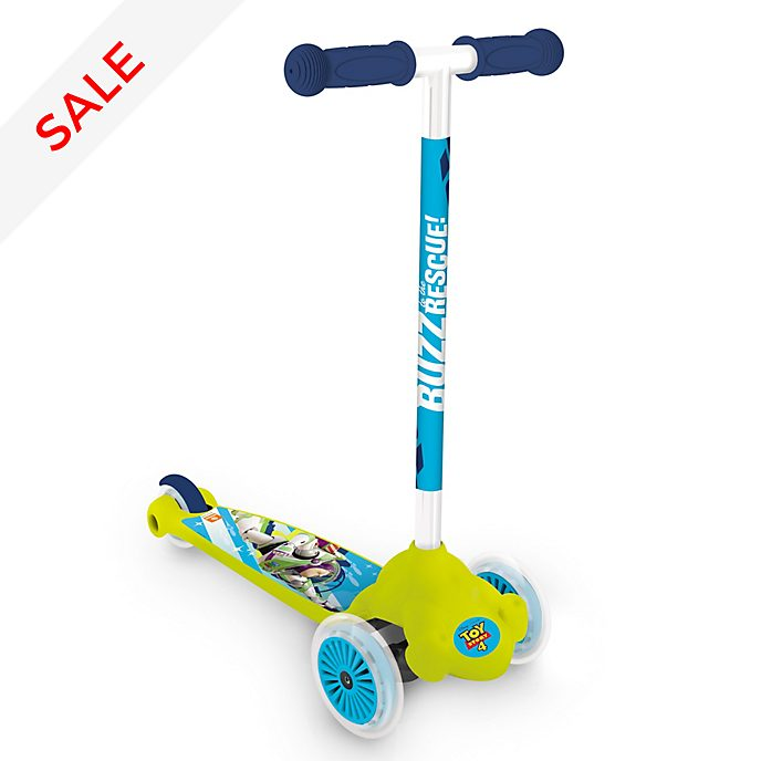 Toy Story 4 Twist and Roll Scooter