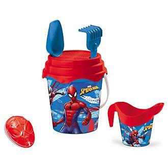 Set da spiaggia con secchiello Spider-Man