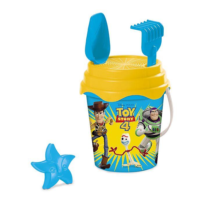 Seau avec jouets de plage Toy Story4