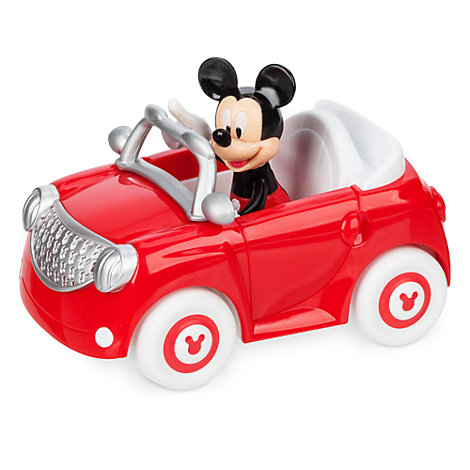 Voiture citadine Mickey Mouse