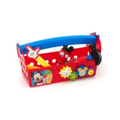 Micky Maus - Spielzeug-Werkzeugkiste