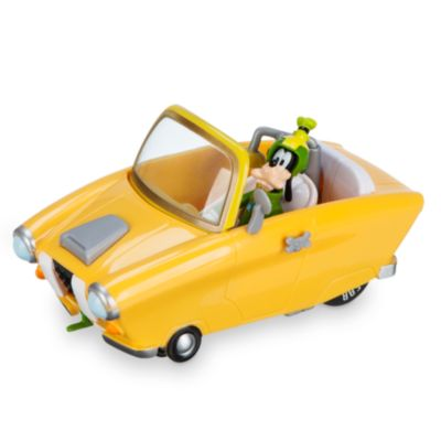 Coche de carreras transformable Goofy