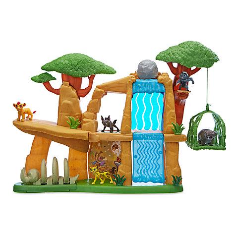Set Defiende las Tierras del Reino con figuritas exclusivas, La guardia del león