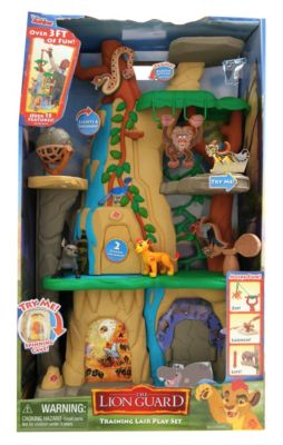 The Lion Guard: Lair Play Set