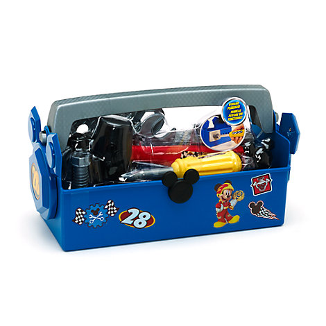 Musse Pigg och Racergänget verktygslåda