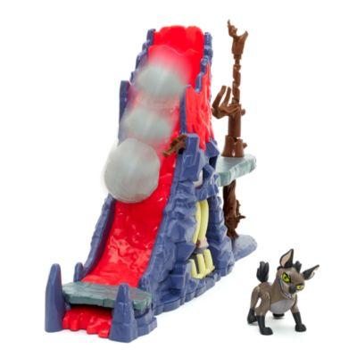 Die Garde der Löwen - Geheimversteck der Hyänen Spielset
