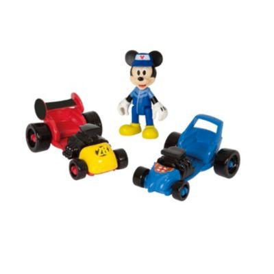 Mickey Mouse Roadster Racers værkstedssæt
