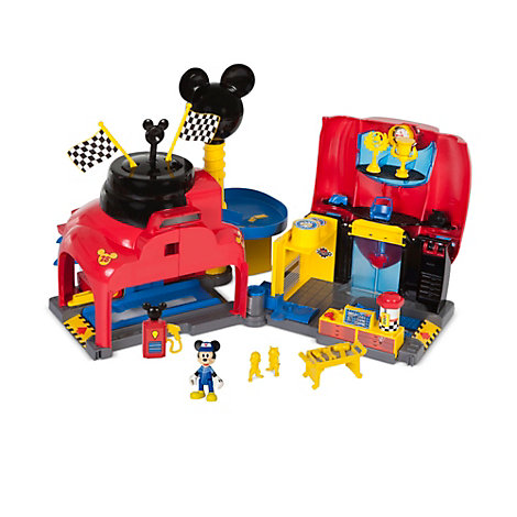 Micky Maus Roadster Racer – Werkstatt-Set