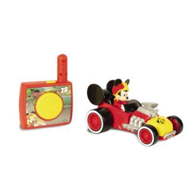 Mickey Mouse fjernstyret Roadster Racer bil