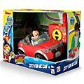 Coche carreras control remoto Mickey City Fun