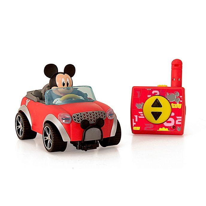 Micky Maus - Ferngesteuerter Rennwagen