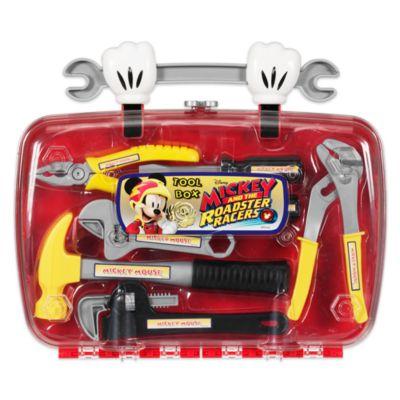 Musse och racergänget verktygslåda