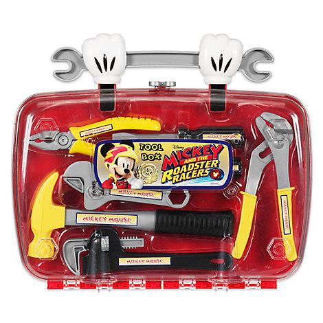 Micky und die Roadster Racer - Werkzeugkiste