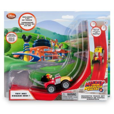 Mickey and the Roadster Racers Track Set