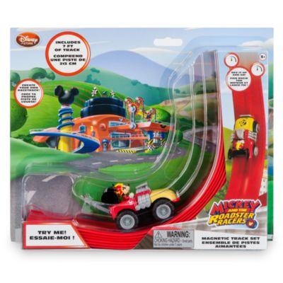 Mickey og Racerholdet racerbanesæt