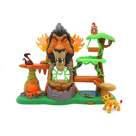 The Lion Guard Rise of Scar Playset