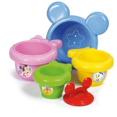 Mickey Mouse Stacking Cups, Baby Clementoni
