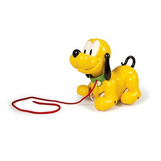 Clementoni Pluto Pull Along Toy