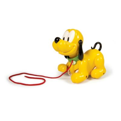 Pluto Pull Along Toy, Baby Clementoni