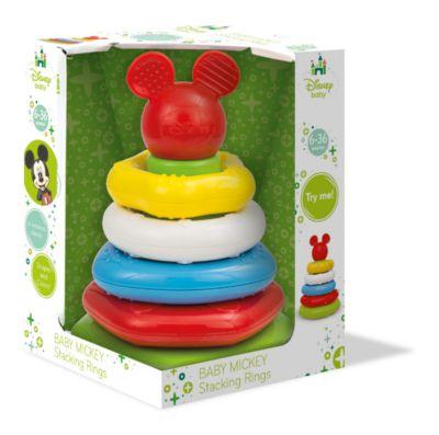 Baby Clementoni - Micky Maus - Stapelbare Ringe