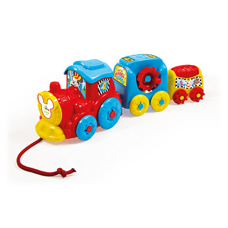 Mickey Mouse Activity Train, Baby Clementoni