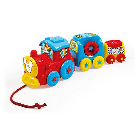 Tren interactivo de Mickey Mouse, Baby Clementoni