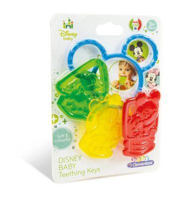 Baby Clementoni - Micky Maus - Beiss-Schlüssel