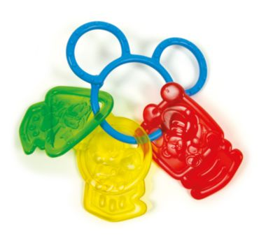 Llaves para la dentición de Mickey Mouse, Baby Clementoni