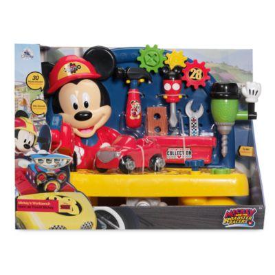 Set de juego de mesa de trabajo de Mickey Mouse