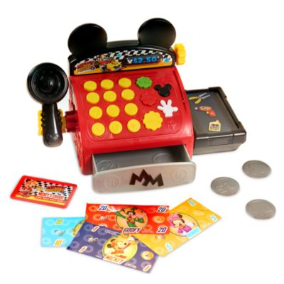 Mickey and the Roadster Racers Cash Register