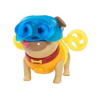 Figurine Rolly de Pugs on a Mission, Puppy Dog Pals