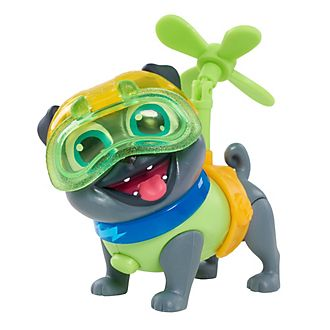 Figurine Bingo de Pugs on a Mission, Puppy Dog Pals