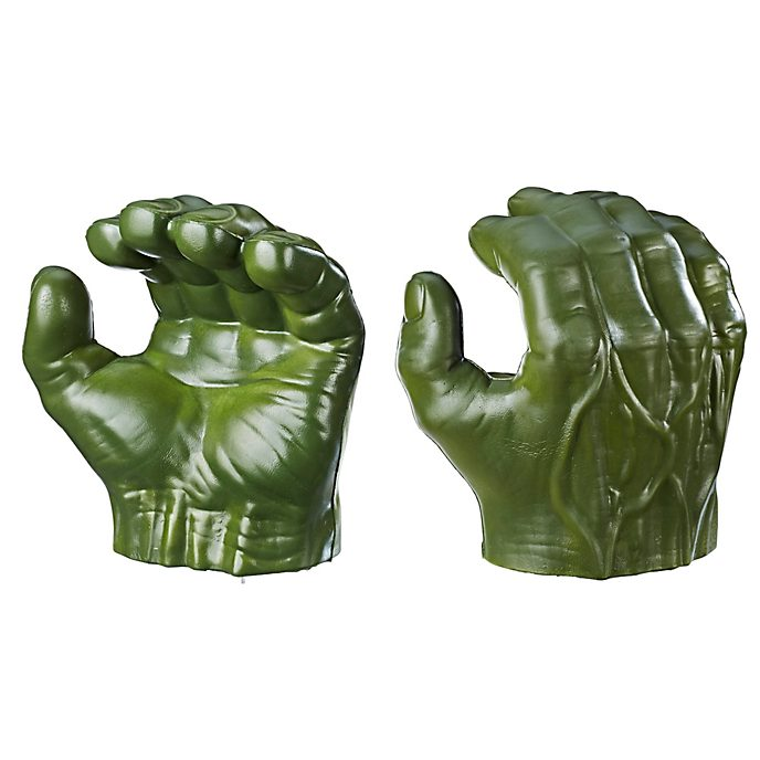 Guanti a forma di pugni gamma Hasbro Hulk Avengers: Endgame