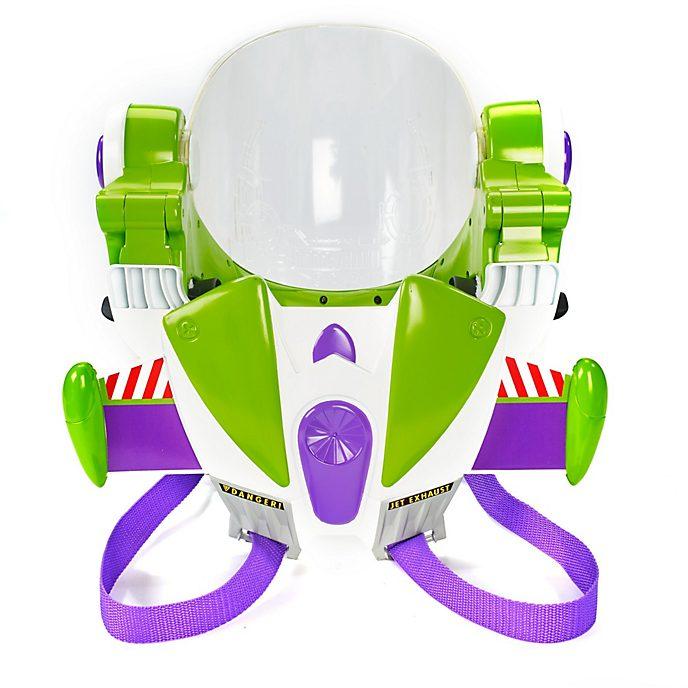 Armadura Guardián Espacial con mochila propulsión Buzz Lightyear, Mattel
