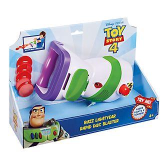 Mattel - Buzz Lightyear - Schneller Scheiben-Blaster