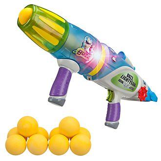 Pistola que brilla en la oscuridad Buzz Lightyear, Disney Store