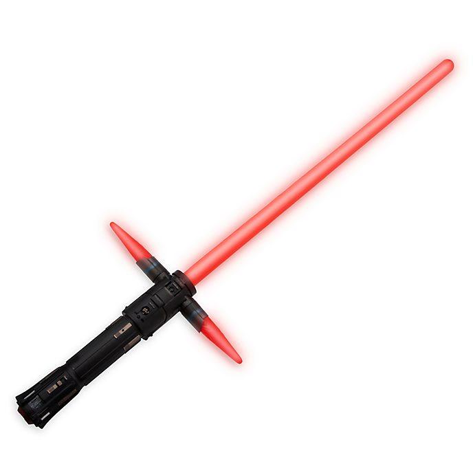 Espada láser Kylo Ren, Star Wars, Disney Store