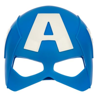 Captain America maske og skjold