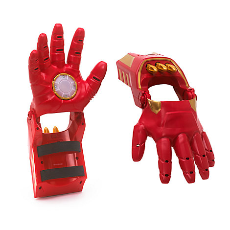 Guantes Iron Man