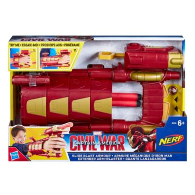 Armure Iron Man, Captain America : Civil War