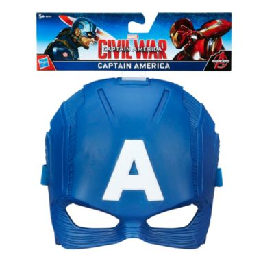 Captain America heltemaske, Captain America: Civil War - KOMMER SNART