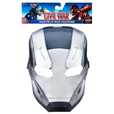 War Machine hjältemask, Captain America: Civil War